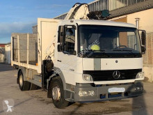 Camion plateau standard Mercedes Atego 1318