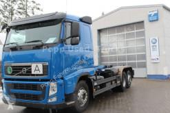 Kamión vozidlo s hákovým nosičom kontajnerov Volvo FH 420 6x2 Meiler Abrollkipper*VEB+, EURO5*
