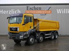 Camion benne MAN TGS 35.440 8x6 BB, Carnehl 18m³ Hardox, Klima,AP