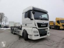 Kamion MAN TGX 26.460 6x2-4 LL XLX Lenkachse Intarder podvozek použitý