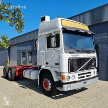 Kamion podvozek Volvo F12 6X2 Globetrotter 1987