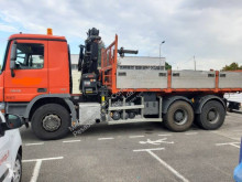 Mercedes Actros 2536 truck used tipper