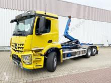 Lastbil polyvagn Mercedes Arocs 2636/43 L 6x2 2636/43 L 6x2, Retarder, Motorabtrieb hi. Lenk-/Liftachse