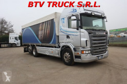 Camion Scania R 164 480 MOTRICE CENTINATA A/A P.U 152,7