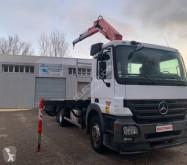 Camión caja abierta estándar Mercedes Actros 2536