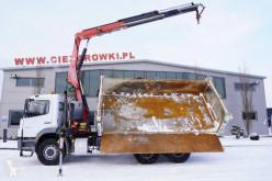 Ciężarówka wywrotka dwustronny wyładunek Mercedes Axor 2633