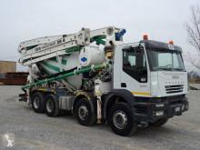 Camión hormigón mezclador + bomba Iveco Trakker 410 T 44