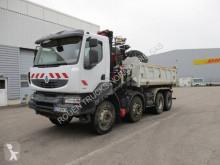 Camión Renault Kerax 410.32 volquete volquete bilateral usado