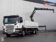 Scania plató teherautó P 340