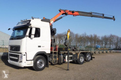 Volvo FH 460 truck used hook lift