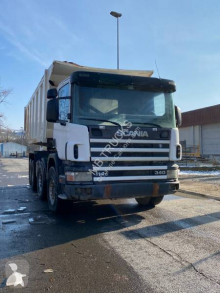 Camion benne TP Scania C 114C340