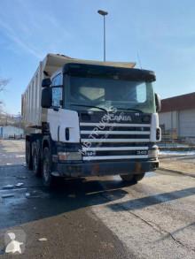 Kamion Scania C 114C340 stavební korba použitý
