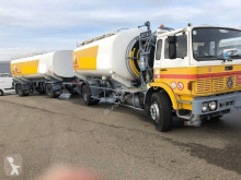 Renault Gamme G 260 truck used oil/fuel tanker