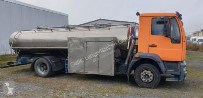 MAN 14.220 (Nr. 4773) gebrauchter Tankfahrzeug