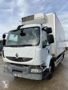 Renault Midlum 180 truck used mono temperature refrigerated