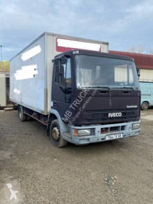 Iveco Eurocargo 75 E 12 truck used plywood box