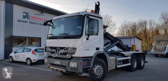 Mercedes hook lift truck Actros 2641