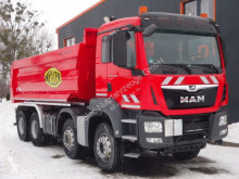 MAN TGS 35.420 8x4 EURO6 Muldenkipper TOP! truck used tipper