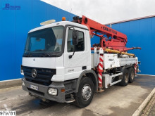Mercedes Actros 2636 truck used concrete pump truck