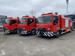 Camión portacoches Renault D180 + OMARS S3TZFLK-002 MET REMOTE