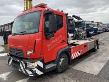 Camion porte voitures Renault D180 + OMARS S4TZFLK-002 MET REMOTE