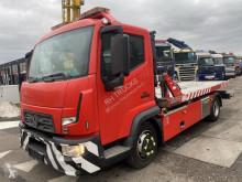 Camion porte voitures Renault D180 + OMARS S2000 SL-031 MET REMOTE