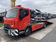 Camion porte voitures Renault D180 + OMARS S.ASL.FLK-002 MET REMOTE