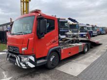 Renault car carrier truck D180 + OMARS S.ASL.FLK-002 MET REMOTE