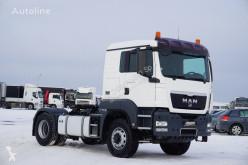Teherautó MAN TGS / 18.440 / 4 X 4 / E 5 / UAL / HYDRAULIKA használt alváz