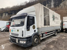 Iveco Eurocargo 140 E 25 truck used tautliner