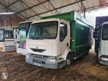 Camion fourgon brasseur Renault Midlum 180.12