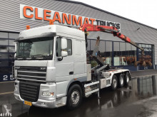 Camion DAF XF 460 polybenne occasion