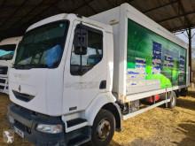 Vrachtwagen Renault Midlum 180.12 tweedehands bakwagen drankenvervoer