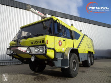 Sides 35.750 GM - S2000.15 - Crashtender, Airport Fire Truck, Flughaven - 13.400 ltr. Water, 1.600 ltr. Foam truck used military
