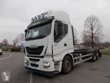 Vrachtwagen chassis Iveco Stralis AS260S46