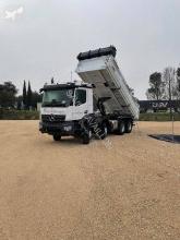 Camión Mercedes Arocs 3243 KN volquete volquete bilateral nuevo