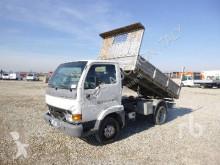 Vrachtwagen kipper Nissan Cabstar
