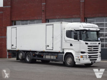 Camion Scania R 410 fourgon occasion