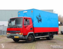 Camion DAF 45.130 van à chevaux occasion