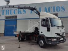 Camión caja abierta Iveco Eurocargo ML 120 E 18