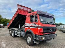 Mercedes SK 2644 truck used three-way side tipper