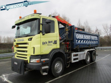Scania tipper truck G 400