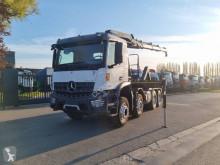 Kamión hákový nosič kontajnerov Mercedes Arocs 3243