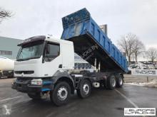 Renault tipper truck 420