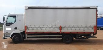 Lastbil Renault Midlum 220 DCI transportbil begagnad