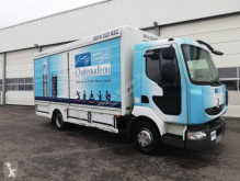 Renault Midlum 220 truck used beverage delivery box