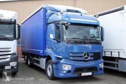 Camion Mercedes Actros 2546 L Schiebeplane LBW Lenkachse savoyarde occasion