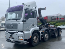 Camion polybenne MAN TGA 35.390