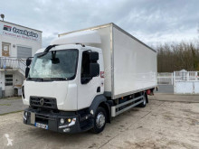 Renault Gamme D 210 truck used plywood box