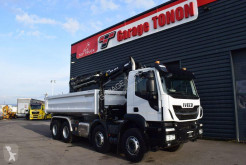 Iveco two-way side tipper truck X-WAY 480 AD 340 X 48 ZHROFF
